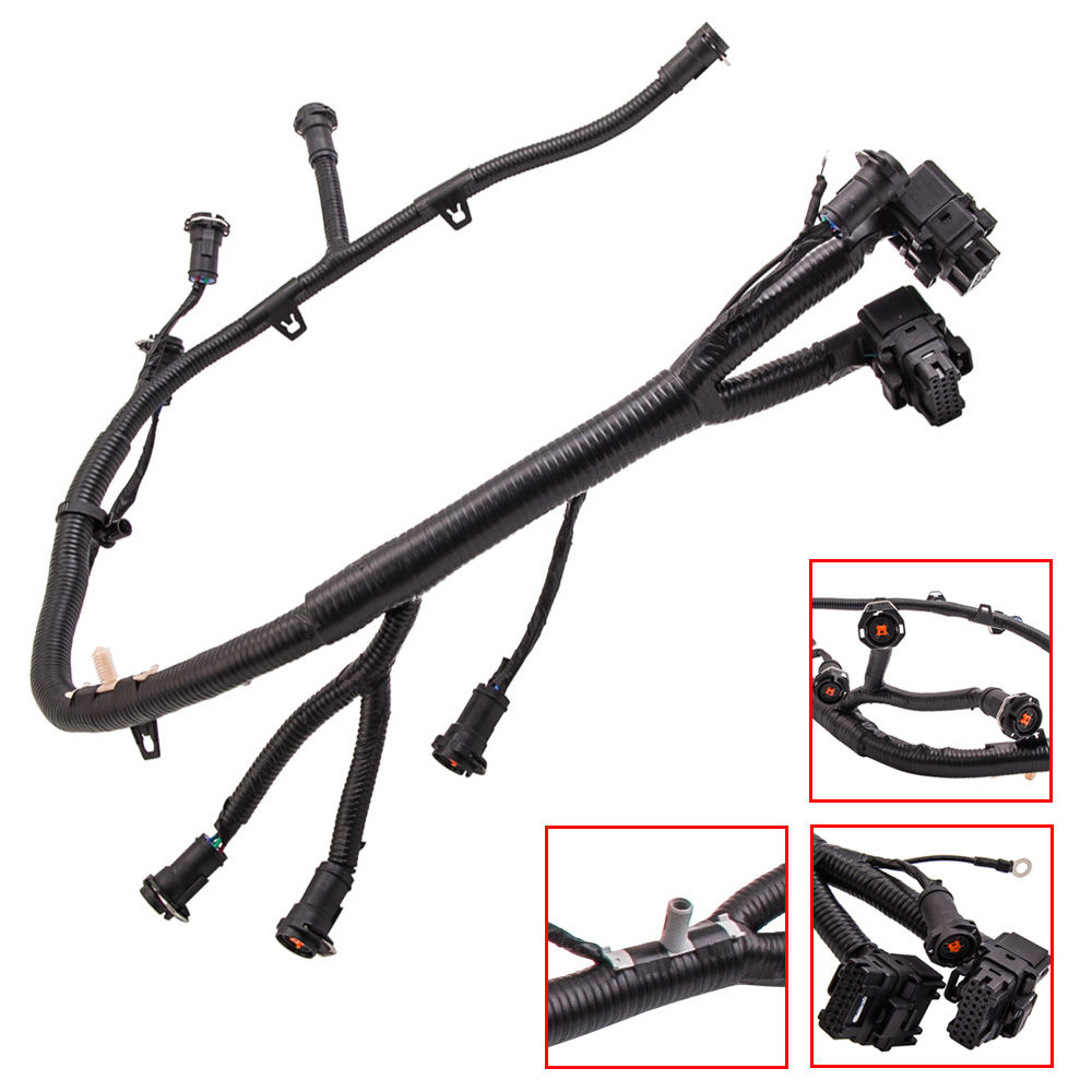 Fuel Injector Harness Powerstroke Diesel Fit For FORD 2005