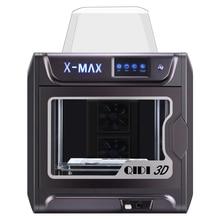 QIDI TECH 3D принтер, большой размер, высокотемпературный экструдер, PC, нейлон, углеродное волокно