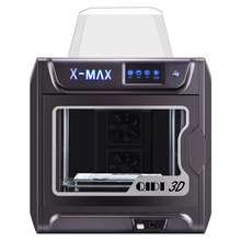 QIDI TECH X MAX 3D Printer Groot Formaat Hoge temperatuur extruder PC Nylon Carbon fiber