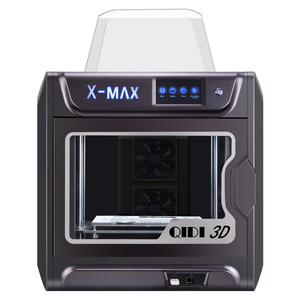 Image 1 - QIDI TECH X MAX 3D drukarki duży rozmiar wysokiej temperatury wytłaczarki PC Nylon z włókna węglowego