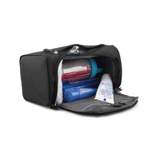 Waterproof Cosmetic Wash Toiletry Nylon Travel Organizer Large Necessaries Make Up Bag