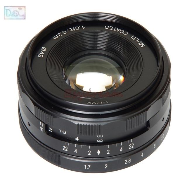 35mm 35 f1 7 manual lens for sony e mount nex 3 3n c3 5 5n 5r 5t 6 7 rh aliexpress com Sony NEX 3 Battery Sony Camera 3N