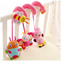 Baby Gift Multifunctional Baby Bed Hanging Baby Crib Mobile Rotating Music Baby Rattles Stroller Hanging Toy  CG001-1