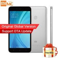 Original Xiaomi Redmi Note 5A 5 A 3GB RAM 32GB ROM Mobile Phone Snapdragon 435 Octa