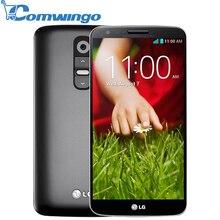 Original Unlocked LG G2 F320 D800 D802 moblie Phone Quad Core 5.2'' 2G RAM 16GB ROM Qualcore13MP Camera WCDMA LTE NFC WIFI GPS