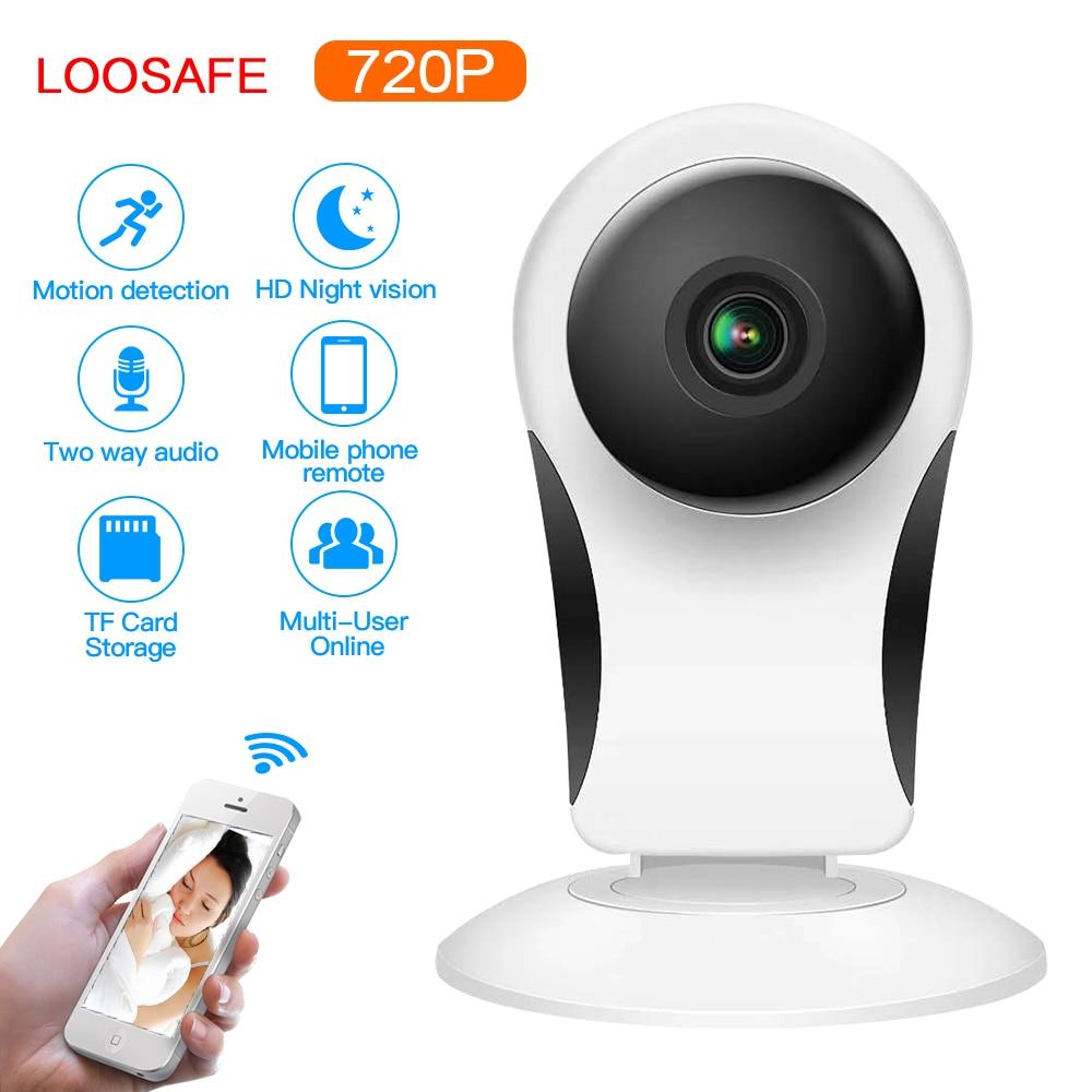 Loosafe IP Kamera WIFI Ev Güvenlik Kablosuz Gözetim Kamera Video - Güvenlik ve Koruma - Fotoğraf 2