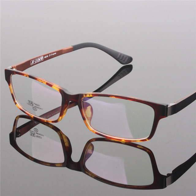 High Quality Men Women's Myopia Eyeglasses Frame, Fashion Optical Eye Glasses With Lens Detachable Eyewear Goggles Glass Frames