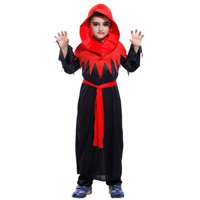 Trendy Halloween Costumes Vampire Clothes Cosplay Masquerade ...