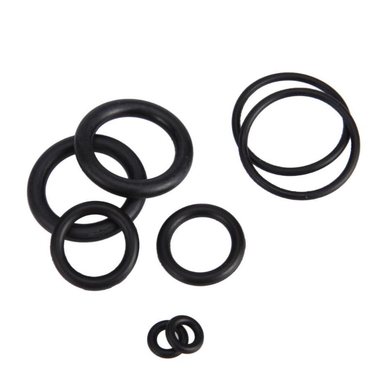 Инструмент уплотнительное кольцо шайба уплотнения ассортимент черный для автомобиля