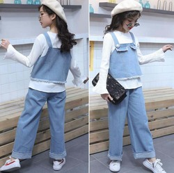 ff58ad416 Denim Outfit For Kids page 1 - Audiostore Discount Product Search