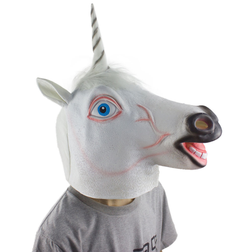Compare Prices on Unicorn Head Costume- Online Shopping/Buy Low ...