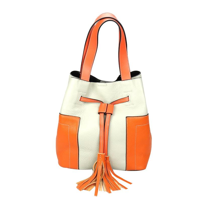 YOUMEIYOUPIN High-end Quality Tassel All-cow Leather Handbag For Women Fashion Shoulder Bag Handbags Crossbody Bags