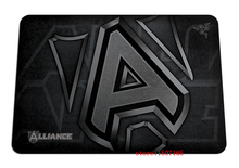 Alliance mouse pad Professional pad to mouse notbook computer mousepad gaming padmouse gamer to laptop keyboard mouse mats