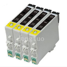 4bk CiberDirect T0481 T0482 T0483 T0484 T0485 T0486 Ink Cartridges to For EpsonSTYLUS PHOTO R200/ R300/R300M/RX500/RX600