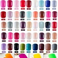 New fashion beautiful candy color Nail finished false nails short paragraph 24pcs 65 section Optional