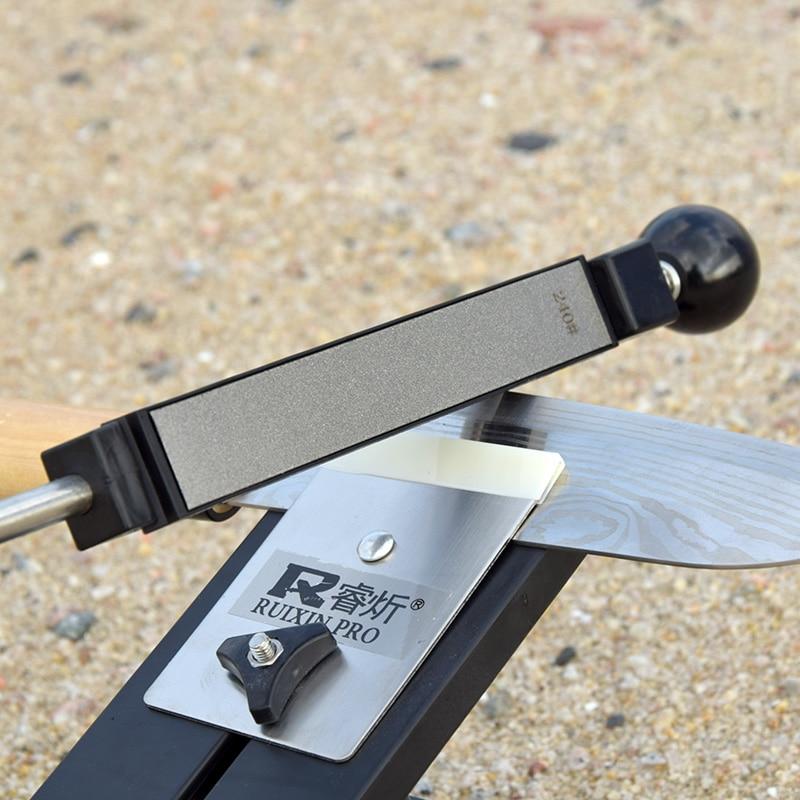 Diamond bar knife Sharpener Angle sharpening Stone whetstone professional knife sharpener 240 400 600 1000 Grit Kitchen Tools in Sharpeners from Home Garden
