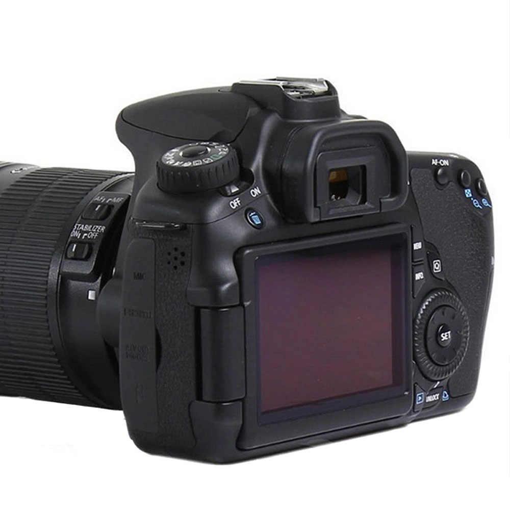 Mới EF Cao Su Mắt Cốc Ống Ngắm Miếng Dán Kính Cường Lực Dành Cho Canon EOS 6D 70D 60D 60Da 50D 5D Mark II 5D2 40D kính P0.3