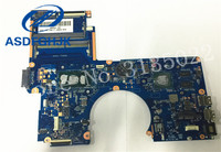Laptop Motherboard 856223 601 FOR HP 15 AU MOTHERBOARD DAG34AMB6D0 DDR3L SR2EZ I7 6500U Non integrated 100% test ok