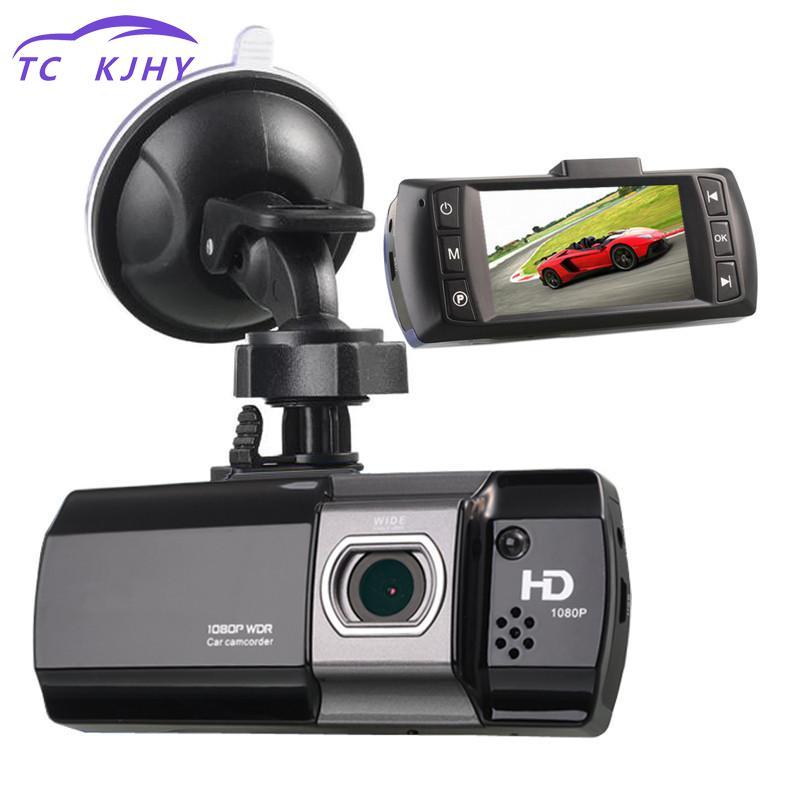 2018 Nuit Vision Registrator Dash Cam Voiture Dvr Caméra Vidéo Enregistreur Fhd 1080 p Dash Cam g-sensor Dash cam Voiture Dvr Caméra