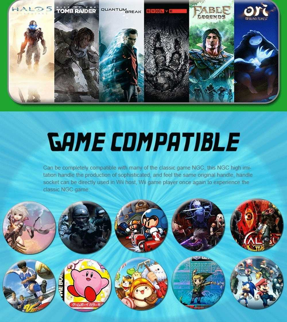 Komputer Arcade Joystick PC Street Fighting Game Controller USB Gamepad untuk Windows XP Win7 Win8 Win10 Plug & Play Gratis driver