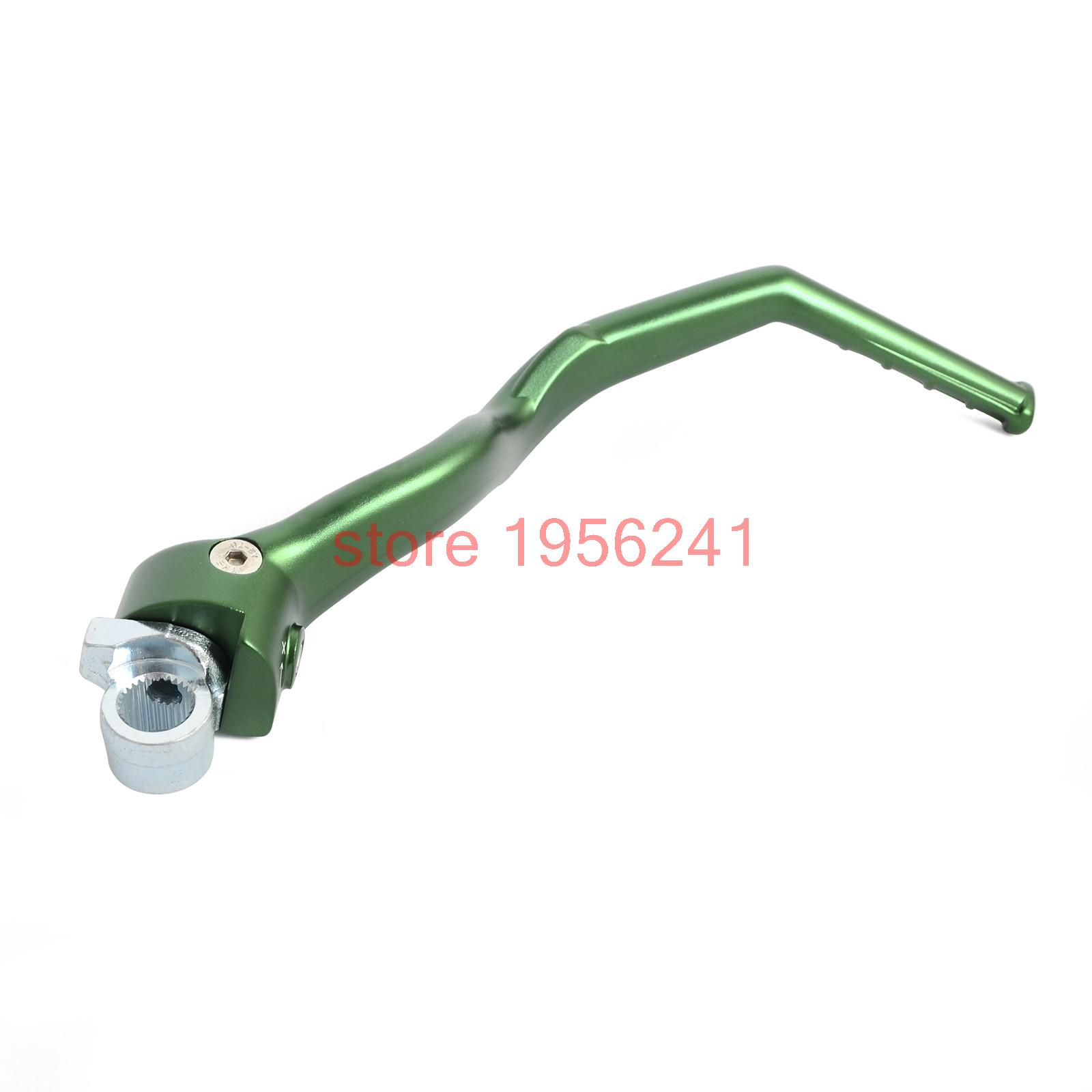 CNC Forged Kick Start Lever Starter for Kawasaki KX250F 2013-2016 KX450F 2009 2010 & 2014 2015 KX 250F 450F forged kick start lever starter for kawasaki kx450f 2007 2015