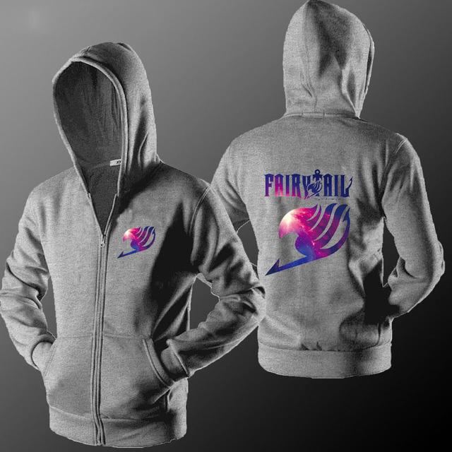 Fairy Tail Stylish Print Hoodie
