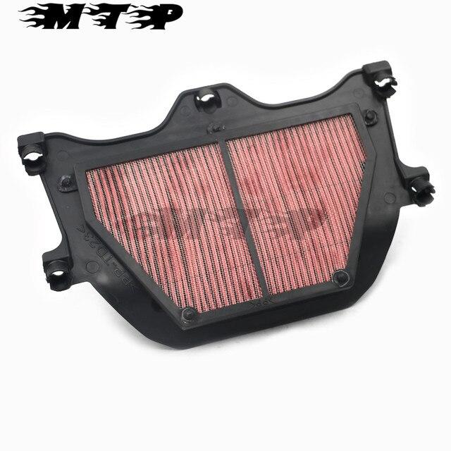 Motocicleta filtro de aire filtro de entrada de aire filtro filtrator para yamaha yzf-r6 yzf r6