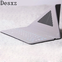Desxz 7 9 In Case For Ipad 2 3 4 5 Mi Wireless Bluetooth Keyboard Folding
