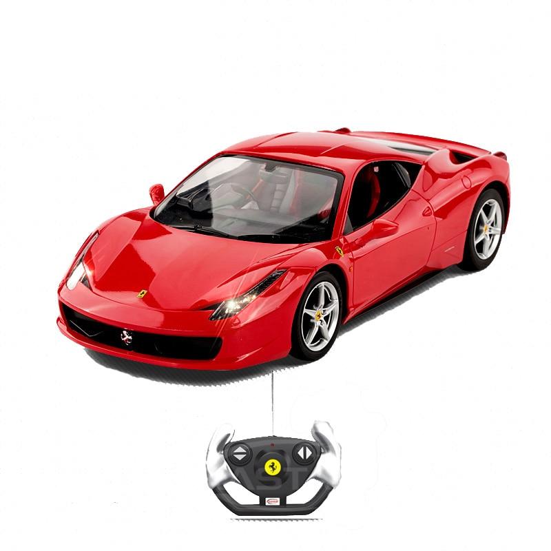Toy Cars Product : Rastar plastic remote control sports car model toy