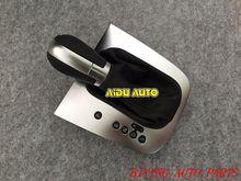 Black Stitch AT DSG Gear Shift Knob Lever Cover For  Golf 6 MK6 GLI