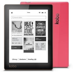 Электронная читалка Kobo Aura N514 e-ink 6 дюйма Разрешение 1024x758 Wi-Fi 4 Гб встроенной передней светильник для чтения электронных книг