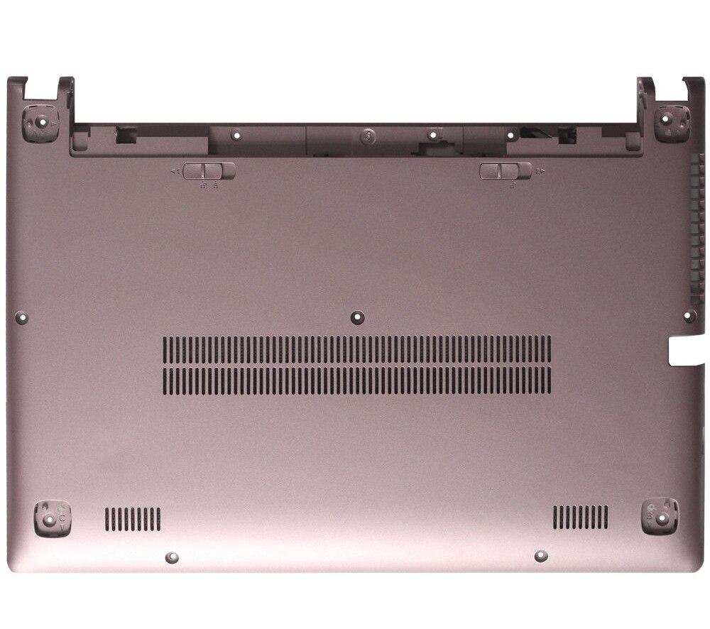 New Bottom case for Lenovo ideapad M30 70 Laptop Bottom Base Case Cover pink