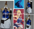 New Fairy Tail Lucy Heartfilia manga Cosplay Costume Tailor made