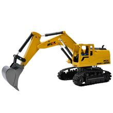 Remote Control Car Engineering 5CH 4 Shovelloader Excavator Charging font b RC b font Excavator And