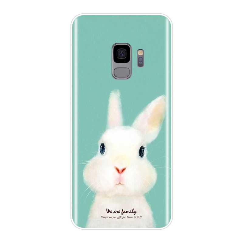 רך כריכה אחורית עבור Samsung Galaxy S5 S6 S7 קצה S8 S9 בתוספת ורוד חזיר דוב טלפון מקרה סיליקון עבור samsung Galaxy הערה 4 5 8 9