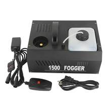 1500W Party Bühne Nebel Rauch Maschine Upspray Fogger w/Wireless Remote(China)