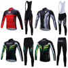 2017 Men Pro Cycling Clothes Road Bike Clothing Kits Male Bicycle Jersey Maillot Sets Skinsuit Wear