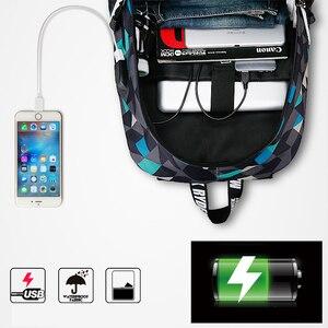 Image 3 - Mark Ryden Backpack Student Water Repellen Nylon Backpack Men Material Escolar Mochila Quality Brand Laptop Bag School Backpack