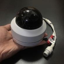 Mini cámara IP PTZ de 5.0MP, Super HD, 2592x1944, Pan/Tilt, 4X, Zoom IR, cámara domo PoE de 2MP, 1080P, cámaras IP, Mini, la más pequeña para NVR de 48V
