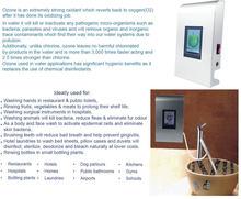 Dc12v Интеллектуальный озоновый смеситель для воды kia и pet