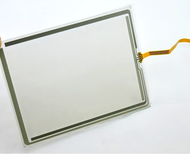 Touch Screen for SIMATIC HMI OP270-6 5.7 inch touch screen Repair, have in stock repair service level 2 included touch screen