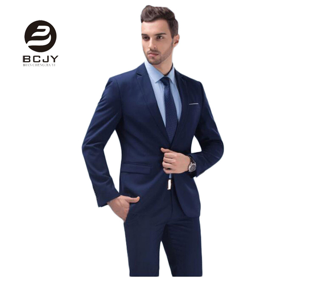 Aliexpress.com : Buy Hot Sale Cheap Men Suits Peak Lapel Wedding ...