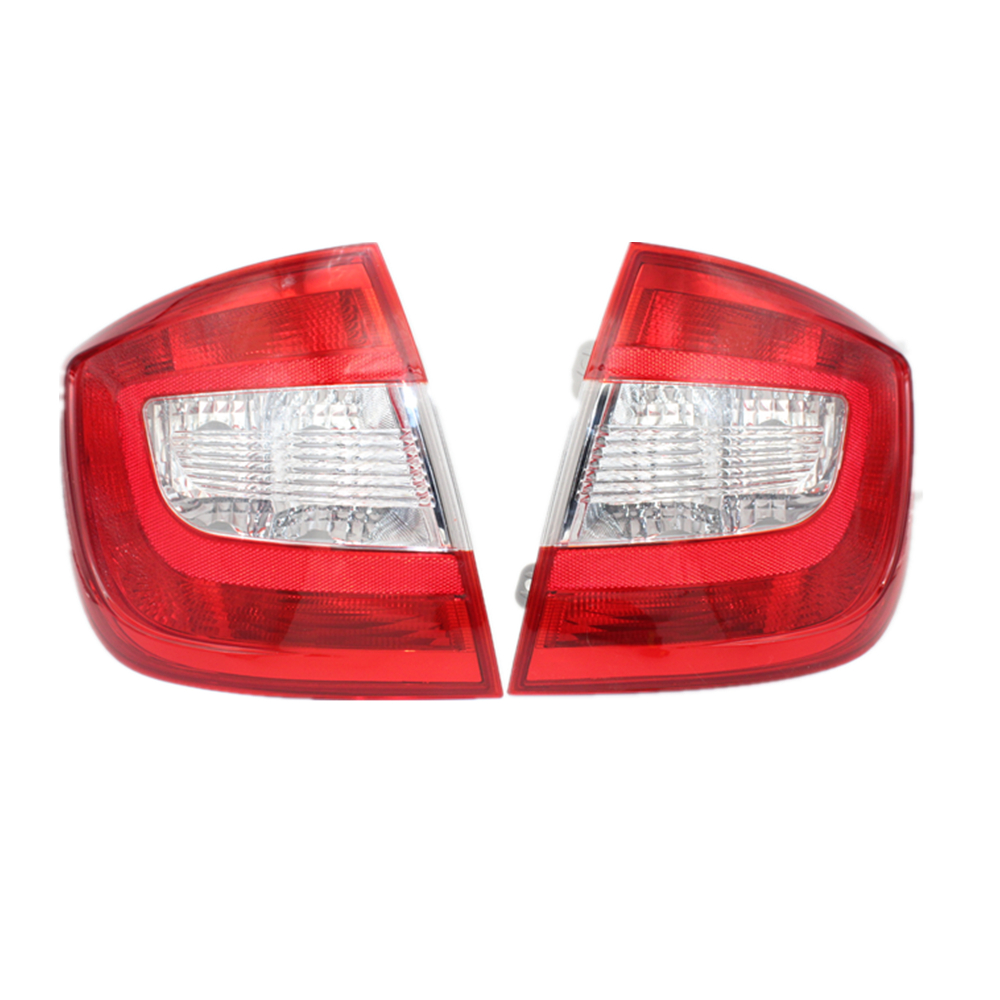 Image 2 - For Skoda Rapid  2013 2014 2015 2016 2017 2018 Car styling Tail Lamp Rear Light Without Wire Board and Bulbs-in Car Light Assembly from Automobiles & Motorcycles
