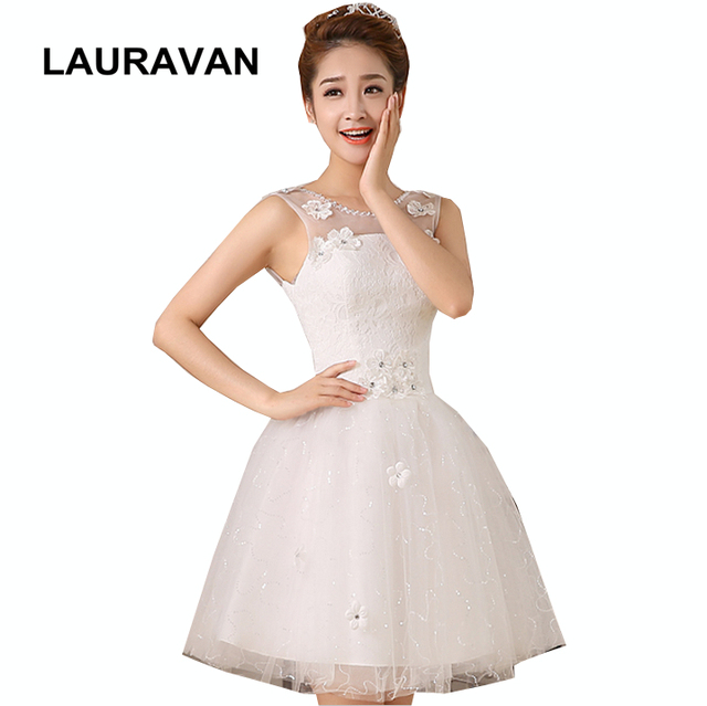 bed8d9ed3897 ivory short women's short formal elegant bridesmaid modest formal tulle dresses  under 100 girl ball gowns free shipping