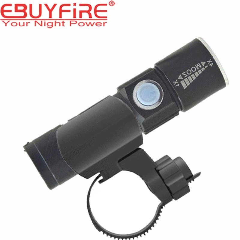 Antorcha Q5 LED Luz Lámpara Linterna Frontal para Bici Bicicleta Ciclismo