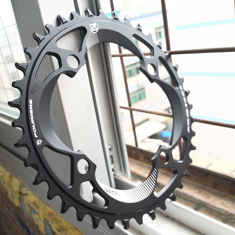 2019 New fouriers mtb Chain Ring 104BCD 36T/38T/40T MTB bike bicycle crank chainring tooth Disc / chain ring-in Bicycle Crank & Chainwheel from Sports & Entertainment on AliExpress - 11.11_Double 11_Singles' Day 1