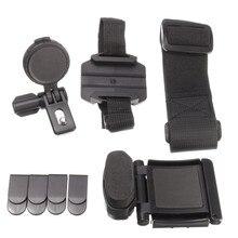 Cabeça Universal Kit De Montagem Para A Ação Sony Cam FDR-X1000VR HDR-AS200V BLT-UHM1 Cinto Cabeça Com Montagem Titular Estabilizador