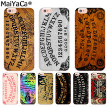 MaiYaCa the ouija board in my story New Arrival Fashion phone case cover for Apple iPhone 8 7 6 6S Plus X 5 5S SE XR XS XS MAX(China)