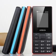 M350 2.4-inch WhatsAPP dual-card, double-key, four-band mobile phone