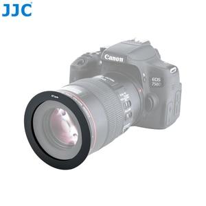 Image 5 - JJC DSLR Camera Flash Video Speedlite Inside Outside Half Whole LED Macro Ring Light for NIKON CANON SONY Fuji Olymous Panasonic